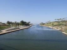 Parque Nahal Hadera Fotos de Stock