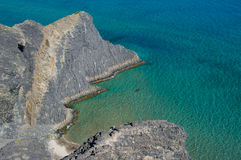 Parque Natural Cabo de Gata royalty free stock photography