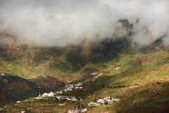 Parque Natural de Pilancones in Gran Canaria Royalty Free Stock Photography