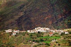 Parque Natural de Pilancones in Gran Canaria Royalty Free Stock Photos