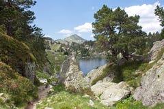 Parque natural de Sant Maurici Fotografia de Stock