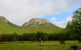 Parque natural nacional del estado Fotos de archivo libres de regalías