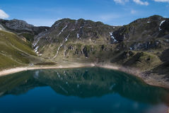Parque Natural Somiedo_08, Asturias. One of the asturian natural parks with a lot of mountains and lakes Stock Photo