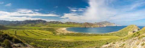 Parque Naturalny Cabo de Gata Zdjęcia Stock