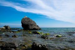 Parque Naturalny Cabo de Gata Obraz Royalty Free