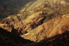Parque Naturlig de Pilancones Royaltyfri Foto