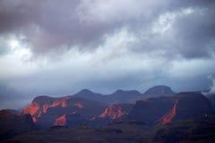 Parque Naturlig de Pilancones Royaltyfria Bilder