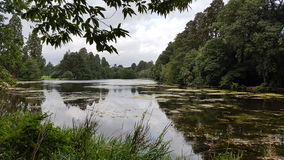 Parque Newport País de Gales de Tredegar Imagenes de archivo