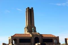 Parque NJ de Asbury da planta do vapor Fotografia de Stock