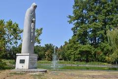 Parque - Novi Sad fotos de stock