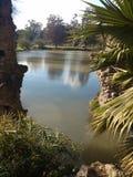 ` Parque O higgins See Stockfotografie