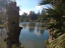 ` Parque O higgins See Lizenzfreie Stockfotografie