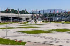 Parque olímpico Fotos de archivo