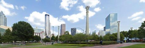 Parque olímpico centenario Imagenes de archivo
