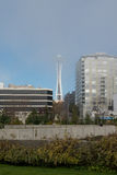 Parque olímpico de la escultura en Seattle Fotografía de archivo libre de regalías