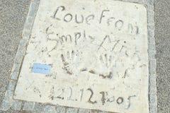 Parque olímpico en Munich Foto de archivo libre de regalías