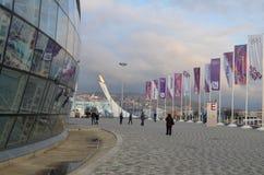 Parque olímpico en Sochi Imagen de archivo