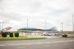 Parque olímpico Sochi de Rússia fotografia de stock
