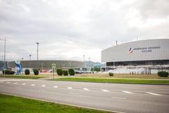 Parque olímpico Sochi de Rússia imagem de stock