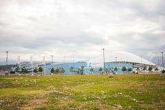 Parque olímpico Sochi de Rússia imagens de stock royalty free