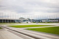 Parque olímpico Sochi de Rússia imagens de stock