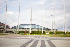 Parque olímpico Sochi de Rússia foto de stock