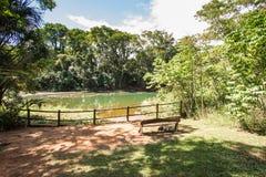 Parque Olhos D'agua Stock Image