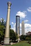 Parque olímpico centenario Imágenes de archivo libres de regalías