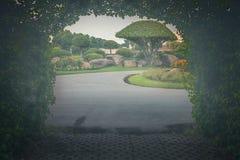 Parque público Foto de archivo libre de regalías