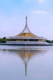 Parque público de Suanluang RAMA IX, Banguecoque, Tailândia Fotos de Stock Royalty Free