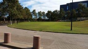 Parque pela albufeira de Houston Imagem de Stock