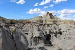 Parque provincial del dinosaurio Imagen de archivo libre de regalías