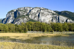 Parque provincial principal Squamish de Stawamus Imagens de Stock
