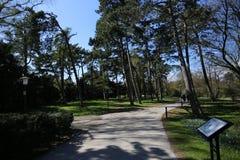 Parque real 2018 de Malmo da Suécia imagem de stock