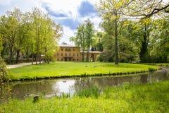 Parque real de Sanssouci en Potsdam, Alemania Fotografía de archivo libre de regalías