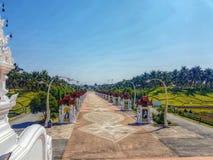 Parque real Rajapruek fotografia de stock royalty free