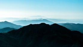 Parque Ridge Appalachian Mountains Layers de Inthanon imagem de stock royalty free