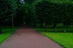 Parque ruso del templo del verano Fotos de archivo