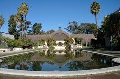 Parque San Diego, CA del balboa Fotos de archivo