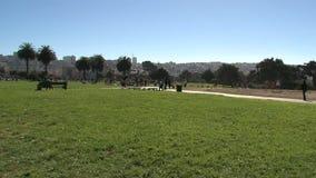 Parque San Francisco céntrico metrajes