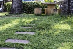 Parque Seat Imagem de Stock