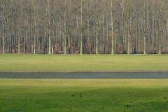 Parque simetry Foto de archivo libre de regalías