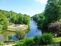 Parque Sofiivka Fotos de archivo