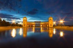 Parque Tanguà ¡ - Curitiba Royalty-vrije Stock Foto