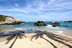 Parque Tayrona, Colombia Stock Photos