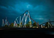 Parque temático Fotografia de Stock Royalty Free