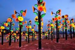 Parque temático da Eu-cidade, xá Alam Malaysia Fotografia de Stock Royalty Free