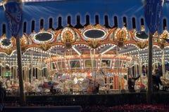 Parque temático de Disneyland Resort em Anaheim, Califórnia fotos de stock