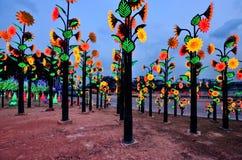 Parque temático de la Yo-ciudad, Sah Alam Malaysia Foto de archivo