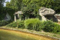 Parque temático Gardaland fotografía de archivo libre de regalías